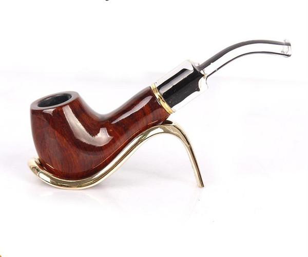 Rosewood 9mm Filter Pipe Smoking