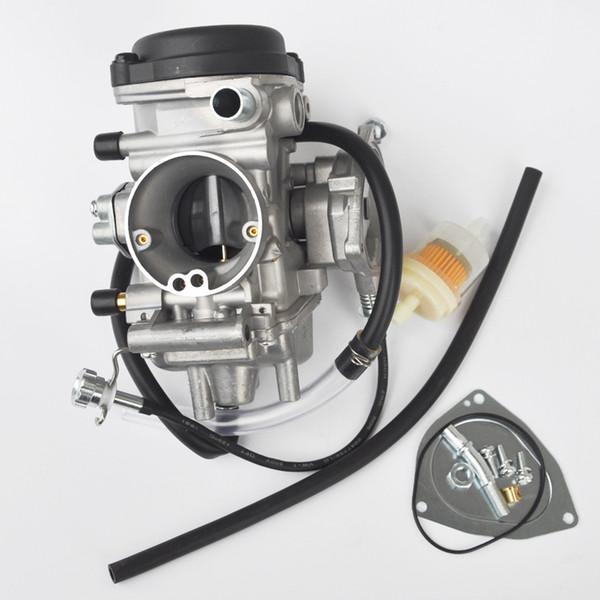 Carburetor Carb fuel filter set For Yamaha Big Bear ATV YFM350 YFM400 2x4 4x4 2000-2010 PD33J