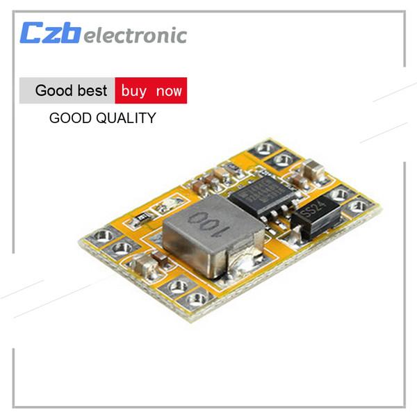 2pcs 9V / 12V / 19V a 3.3V DC-DC reducen el módulo de fuente de alimentación convertidor USB Buck regulador de voltaje 3A salida