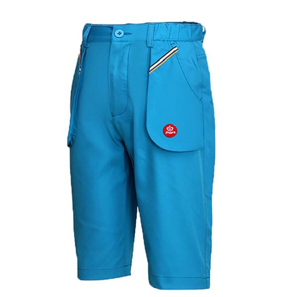 Yaz Çocuk Spor Şort Boys Hızlı Kuruyan Nefes Kısa Pantolon Çocuklar Açık Tenis Golf Giyim Spor AA11849