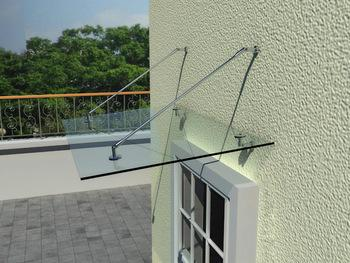2020 Kin Made Stainless Steel Glass Canopy Accessories Kits From