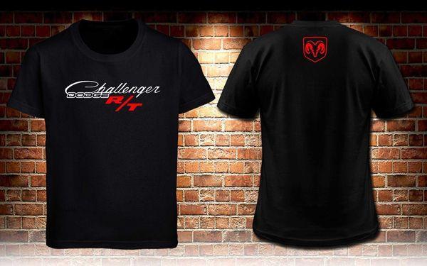 T-shirt Dodge Challenger Rt Mopar Viper Auto Herren Neueste 2018 Männer T-shirt Mode Top T Harajuku Lustige Rick T-shirts