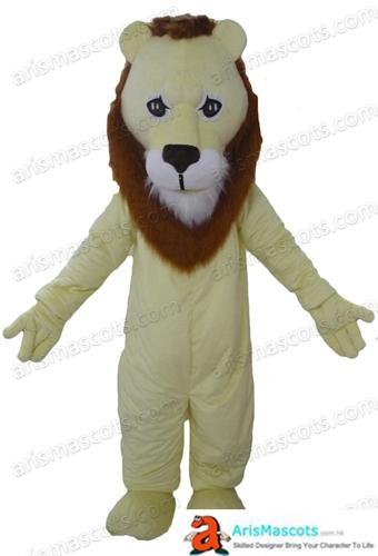 adult lion mascot costume animal character mascot advertising custom mascot costumes funny mascots for sale mascotte mascota maskottchen