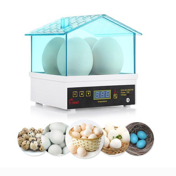Nuevo huevo incubadora termostato termostato digital controlador de temperatura Mini herramientas eléctricas para pollos patos Gooses aves eclosión