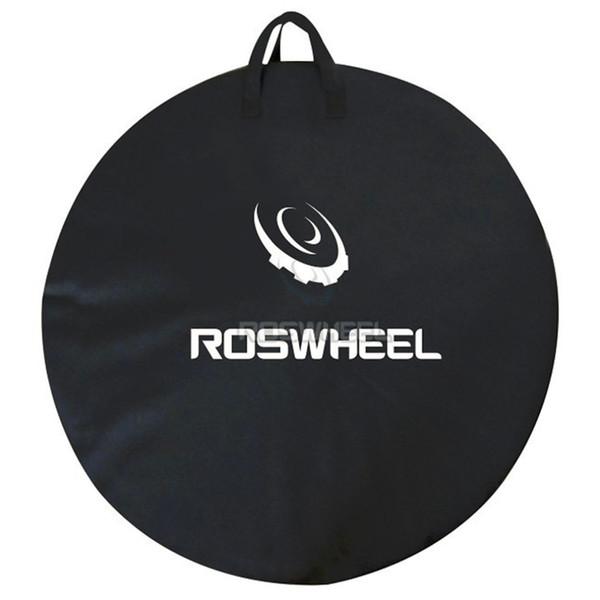 ROSWHEEL 1pc Borsa da trasporto per bici da bicicletta Mountain Road Bike MTB Borsa da viaggio Set Transport Pounch Carrier new