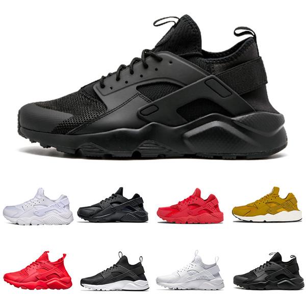 Acheter Nike Air Huarache Shoes En Gros NMD XR1 Chaussures De Course Hommes  Femmes Classique Automne Olive Camo Vert OG Mastermind JAPAN Zèbre
