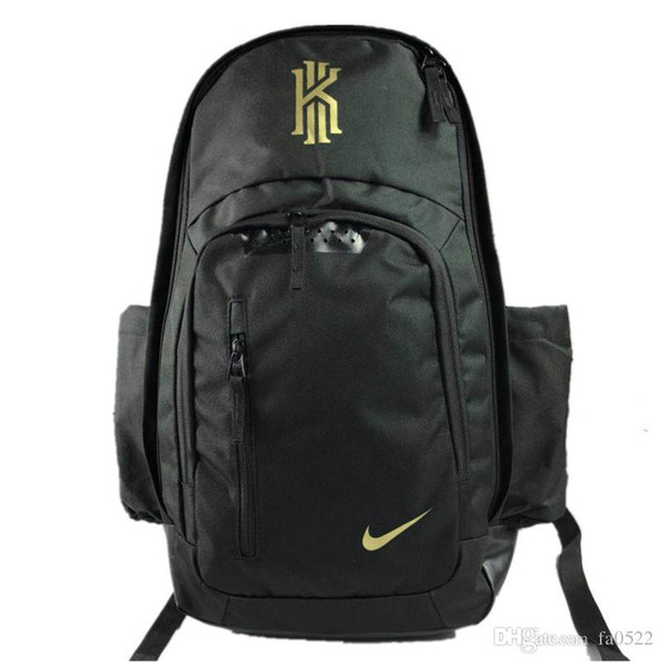 Kyrie Irving Backpack Schoolboy Backpack Men'S And Women'S Exercise Backpack Outdoor Bag Basketball Shoulder Bags For Women Travel Bags Online From