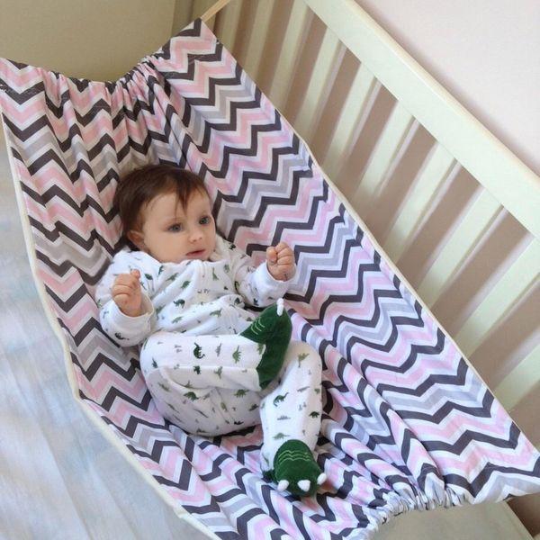 HOT Segurança recém-nascido Bebê Hammock para berços de Algodão Infantil Dormir Cama Portátil Dobrável Bebê balanço Infantil Berço Recém-nascidos berços
