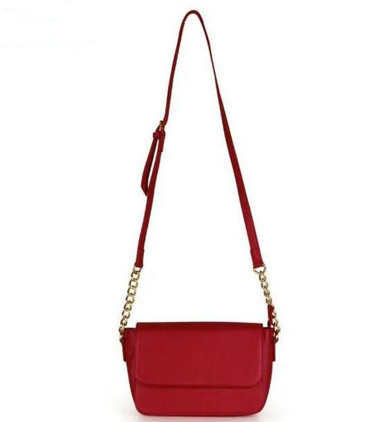 eab87c053de7 2018 women fashion bags famous brand luxury lady PU leather handbags famous  Designer saddle bags purse shoulder chain tote Bag