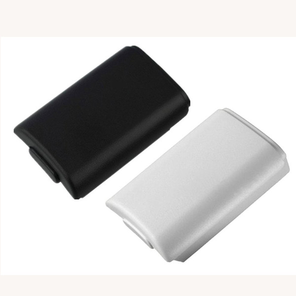 hot sale Battery Pack Cover Shell Shield Case Kit for Xbox 360 Wireless Controller Repair Part