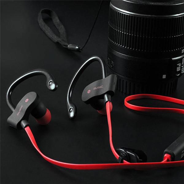 Fone de Ouvido Bluetooth 4.1 Fone de Ouvido Sem Fio Fone de Ouvido Estéreo com Controle de Volume + Microfone para iPhone XiaoMi Samsung Telefones