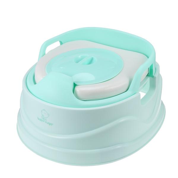 Baby-WC-Sitz Babyyuga 3 in 1 Kreative Kinder Babytopf Trainingsstuhl Toilettensitz Kinder Babytopf Trainingsstuhl Toilettensitz