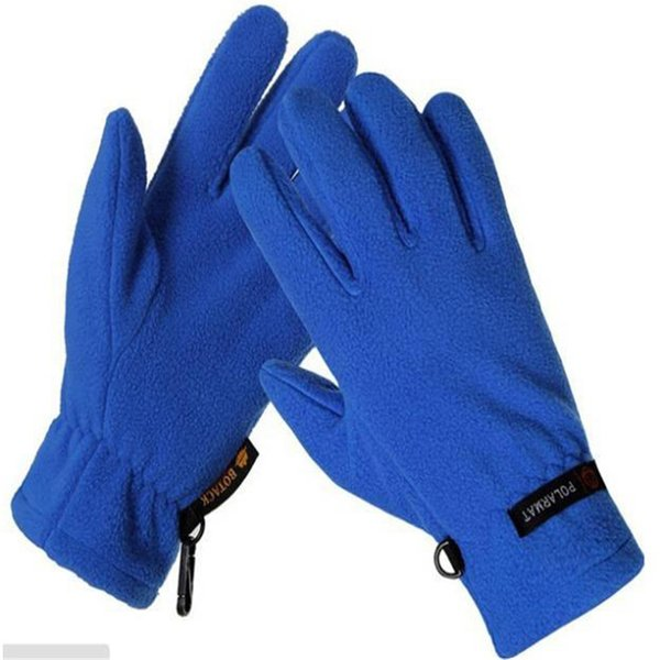 CKAHSBI Men Warm Fleece Mittens Winter Sports Hiking Glove Mountain Mittens Full Finger Women Hunting Hot Sale Outdoor Gloves