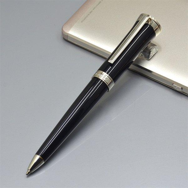 Ballpoint pen ( Silver Clip )