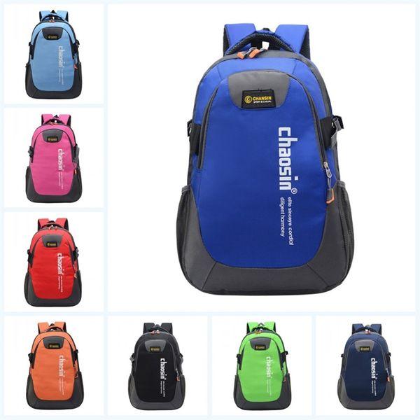Diseñador de lujo colorido mochila elegante viaje multi función mochila de escalada estudiante de moda anti desgaste hombros bolsas al aire libre 21mg jj