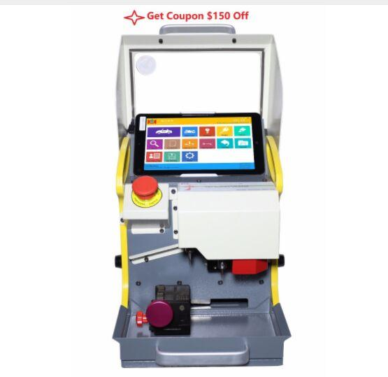 Top Quality DHL Free Shipping Key Copy Machine Manufacturers Car Key Cutting Machine Latest Version SEC-E9 Miracle A7 Upgrade Version New