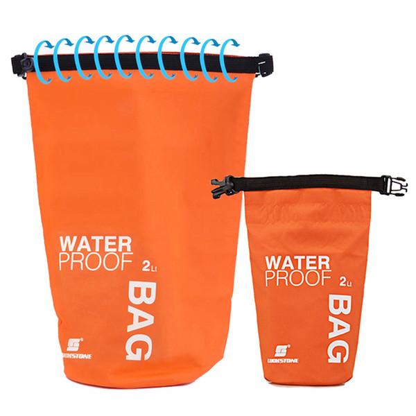best selling Outdoor Portable Waterproof Storage Dry Bag for Canoe Kayak Rafting Sports Camping Dry Waterproof Storage Bags