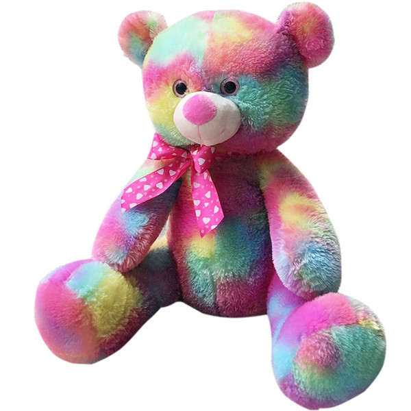 50-70cm lovely teddy bear plush toy stuffed animal bear stuffed doll washable kids toys best gift for girlfriend