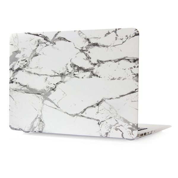 Cheapest! For Macbook 11.6 12 13.3 15.4 Air Pro Retina Touch Marble pattern Cases Full Protective Cover Case Free shipping DHL
