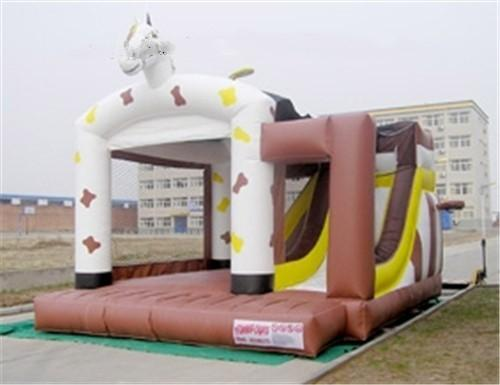 2017 PVC kids playground equipment indoor and outdoor inflatable slide soft playground bouncer