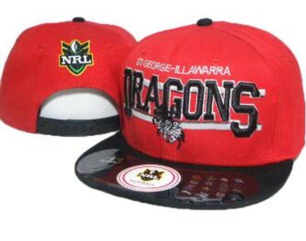Wholesale NRL Cap Hat Baseball snapback Football Helmet Outdoor Sports Hat NRL Ladder Mix Order