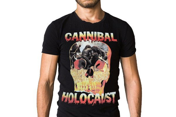 Yamyam Holocaust 1980 Film Afişi T-Shirt