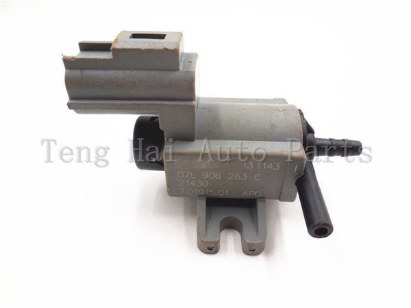 For Volkswagen Audi turbocharger boost solenoid valve 07L906283C,70191501