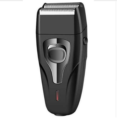 Rechargeable foil cleaning shaver for men Shaper barber razor electric shaver beard shaving machine head finishing tool shaping