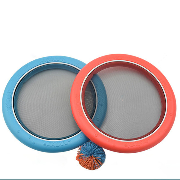 3 Pcs Dishes/Balls Toy Sports Fun Game Interactive Parent-child Indoor Outdoor Multifunctional Frisbee Set Flying Disk Kids Toys