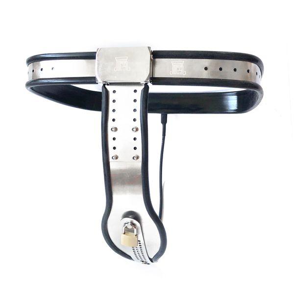 Kadın Tamamen Ayarlanabilir Model-T Paslanmaz Çelik Tek Çelik tel Bekaret Kemeri Enforcer Bekaret Cihazı J1237