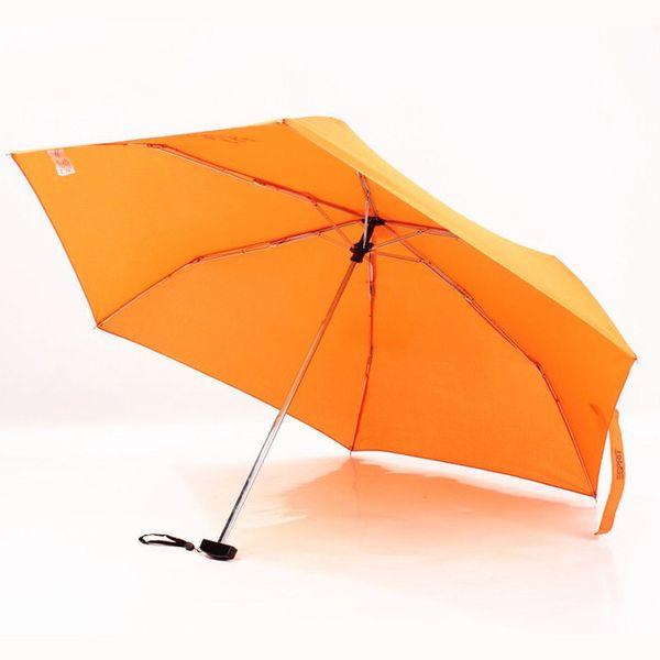 Small Foldable Pockets Umbrellas Rain Women Kids New Creative Folding Umbrella Men Wholesale 165g Super Light