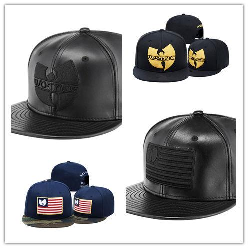 Top Selling 2018 New Wu Tang Snapback Hat WUTANG Baseball Cap Wu-Tang Clan Bone Gorras Free Shipping