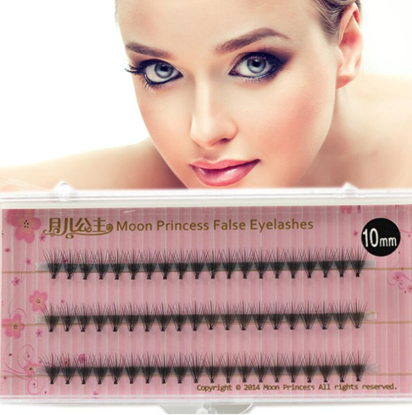 individual eyelash extension faux mink false eyelashes black thick soft fake lashes Artificial natural thin and soft Materail 3d volume lash