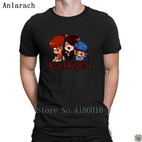 KatKrew Resident Evil Squad t-shirts New Fashion Clothes tops summer men's tshirt Design Vintage Fitness 100% cotton