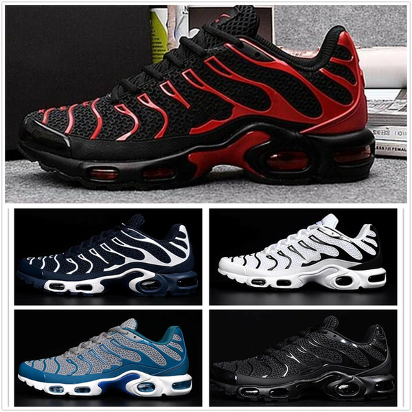 2018 TNS Maxes Men Women High Quality Running Shoes TN Nanotechnology KPU Material Classical Durable Sport Sneakers