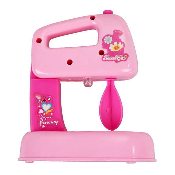 best selling Baby Toys Children Pretend Play Toy Educational Emulational Electric Blender Mixer Kids Kitchen Furniture Toys for Boys Girls