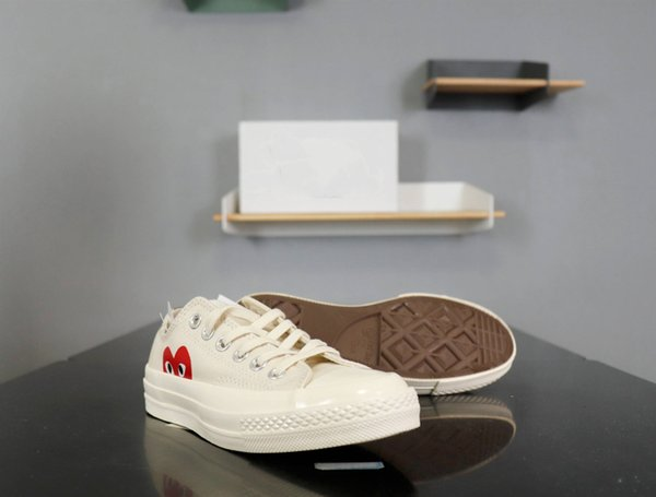 New Designer Unisex Shoes Canvas Skate Shoes Spring and Fall Hot Sell Shoes White and Black Available Hot
