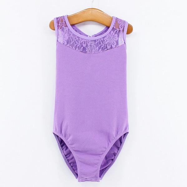 violet Leotards
