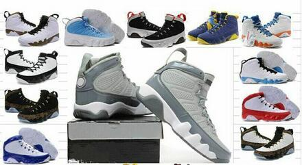 Nuevo Jumpman 9 IX zapatos de baloncesto 100% de alta calidad 9s para hombre mujer zapatillas de deporte botas al por mayor 9 IX zapatos deportivos zapatos de entrenamiento