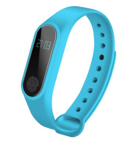 Smart Wristband M2 Smart Bracelet Heart Rate Monitor Pedometer Waterproof Bluetooth For iOS Android For Men Women smart devices