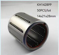 100pcs KH1428PP CNC Linear Motion Sealed Bushing 14x21x28mm  fast shipping