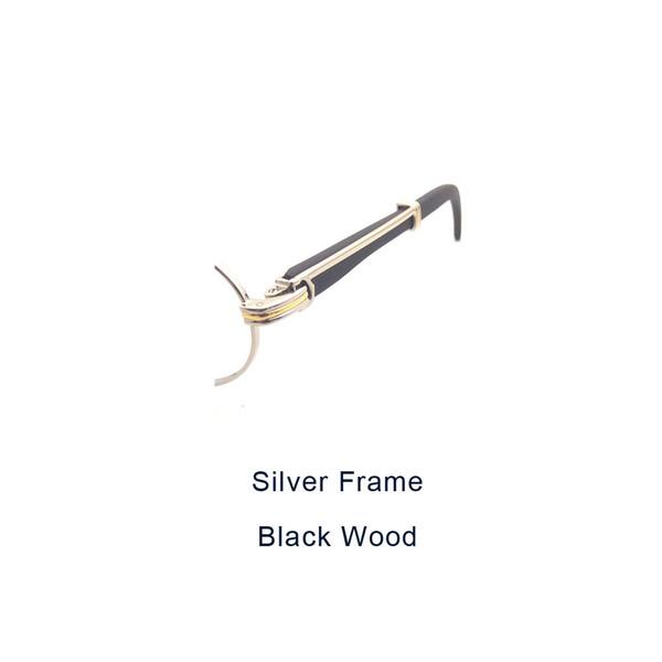 Gümüş Siyah