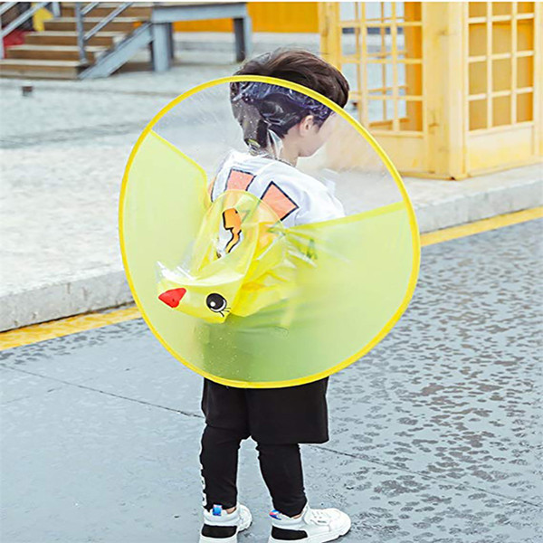 extremadamente único fábrica auténtica ventas especiales Compre Chubasquero Infantil Nuevo Pato Amarillo Chubasquero Chubasquero Muy  Divertido La Niña Y El Niño K0396 A $3.29 Del Kidgo | DHgate.Com