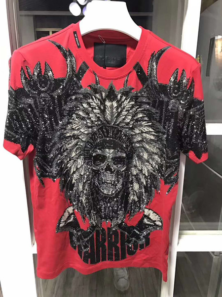 Mens BRAND hip hop T shirt men brand clothing fashion street wear short T-shirt male top quality stretch summer Tees