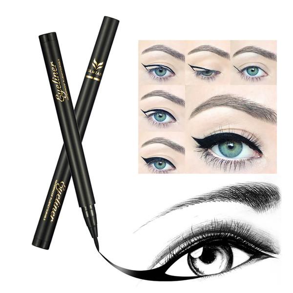 Brand New Waterproof Liquid Eyeliner Pencil Big Eyes Pen Sweatproof Long Lasting Eye Liner