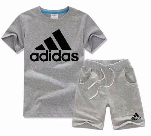 HEIßER VERKAUF New Style Kinderkleidung Für Jungen Und Mädchen Sport Anzug Baby, Kleinkind Kurzarm Kleidung Kinder Set 2-13 Alter