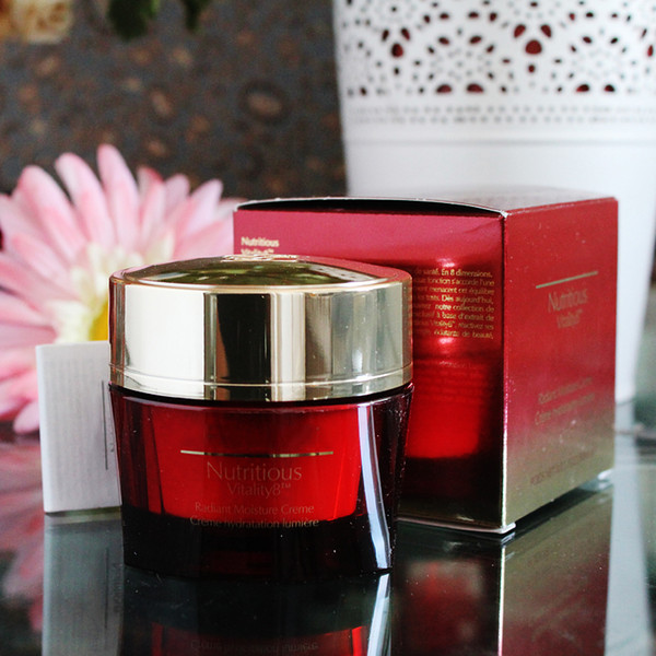 2 in 1 Red Pomegranate V 8 Rosy Prism cream Moisturizing day and night cream free DHL