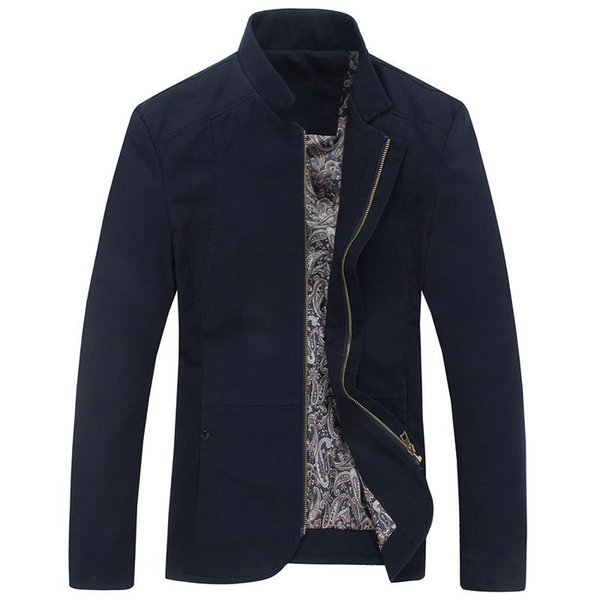 2018 New Mens Blazer Jacket Men Casual Slim Fit Suit Coats Men Casual Korean Jacket (Coat) Hot Sale Free shipping 5415