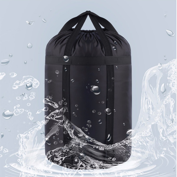 Hottest Sale Waterproof Compression Stuff Sack Bag Lightweight Outdoor Camping Sleeping Bag Storage Package For Travel Hiking