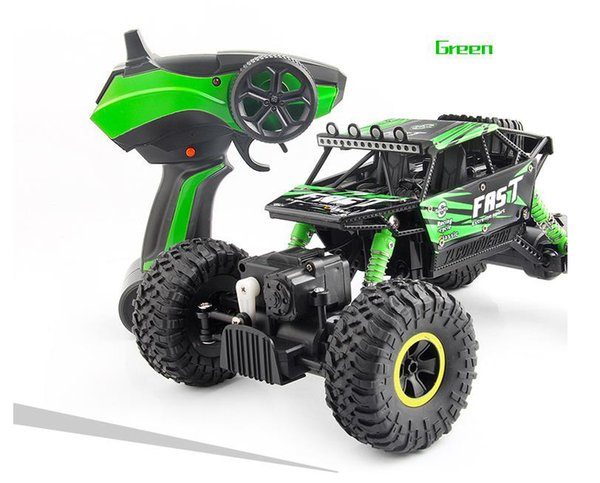 Wholesale-Super large high-speed remote control car professional 4x4 racing super powered toy car model Free shipping